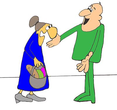 pronome- funzione anaforica personale-possessivo-grammatica-italiana
